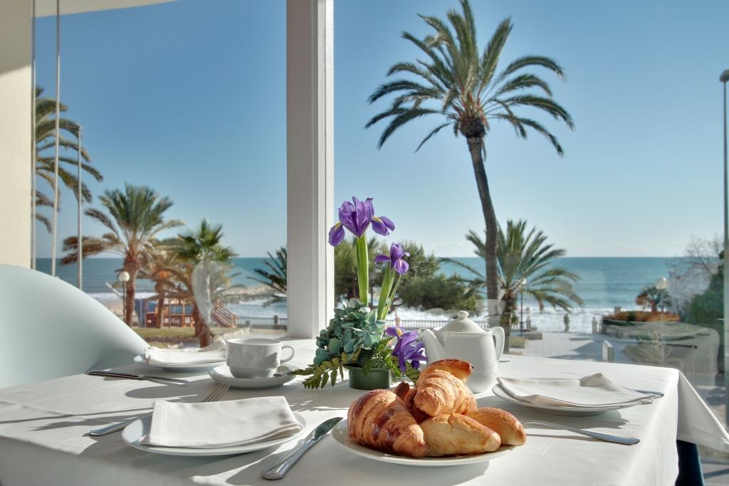 Breakfast at Mirador Restaurant