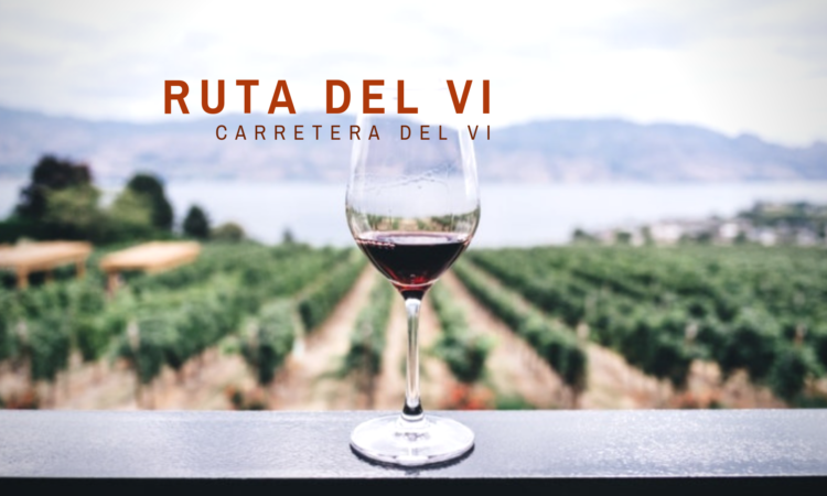 ruta del vi
