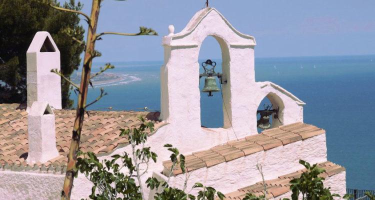 ermita de la trinitat sitges