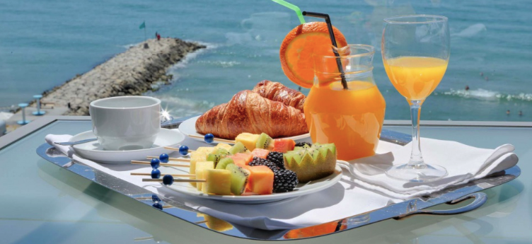 calipolis desayuno